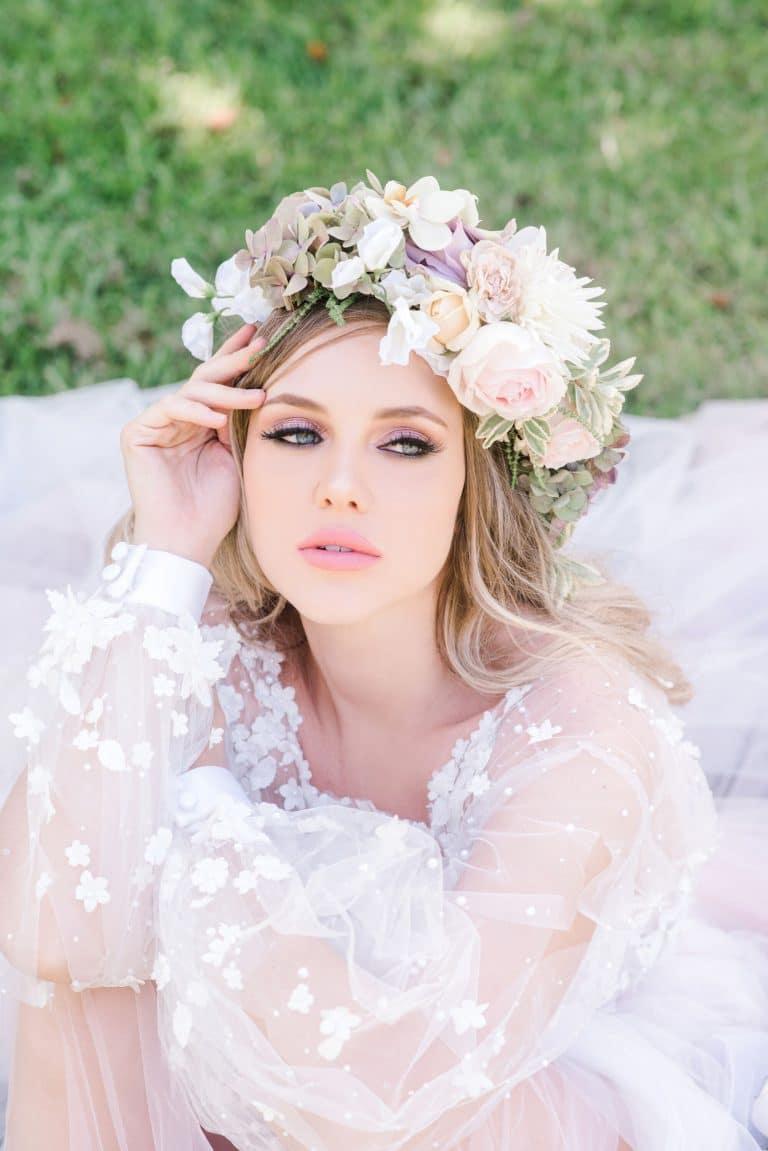 romantic-pastel-bridal-makeup