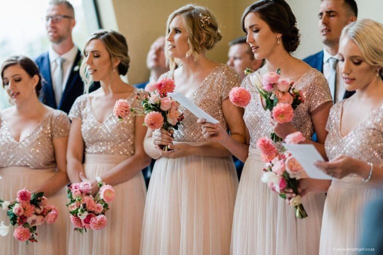 bridesmaids-in-blush-sparkly-dresses