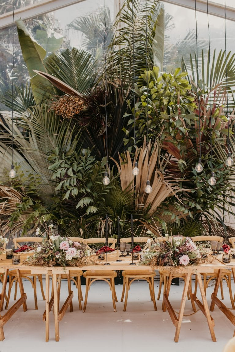 tropical-foliage-statement-installation