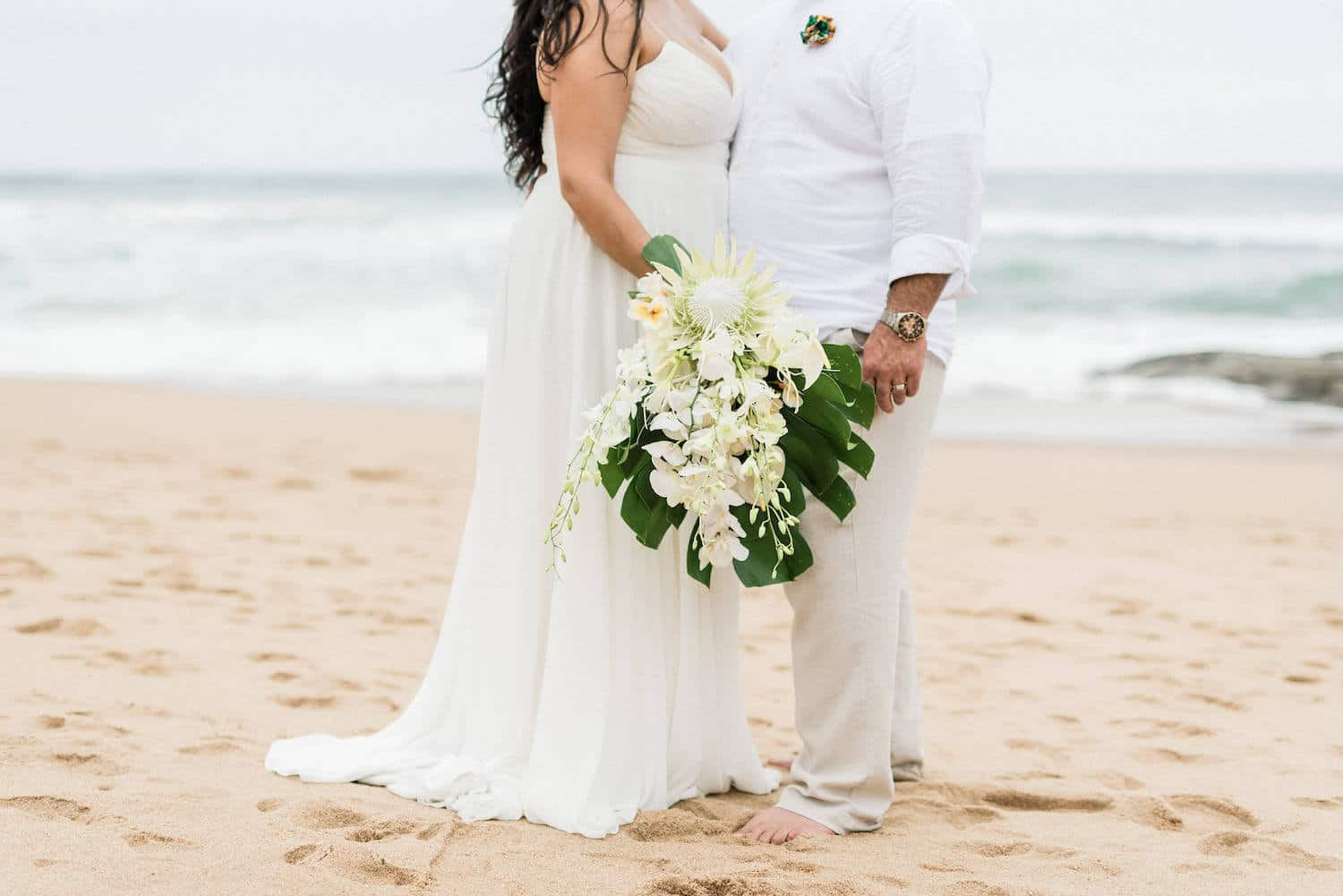 AN AFRICAN TROPICAL CHIC ELOPEMENT IN DURBAN