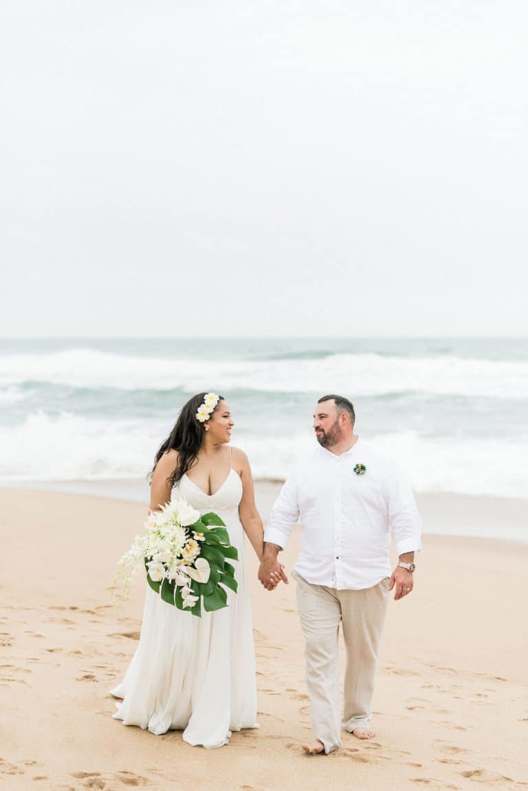 beach-wedding-bride-and-groom-portrait