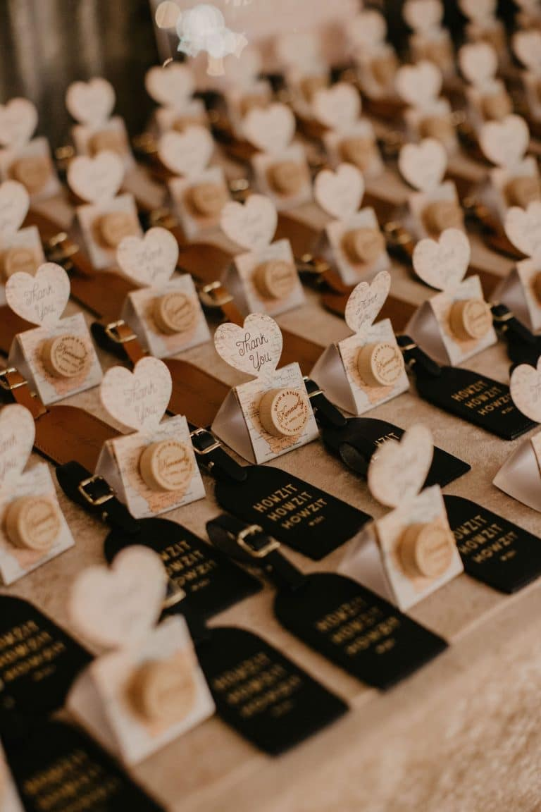 luggage-tag-favors-south-african-destination-wedding