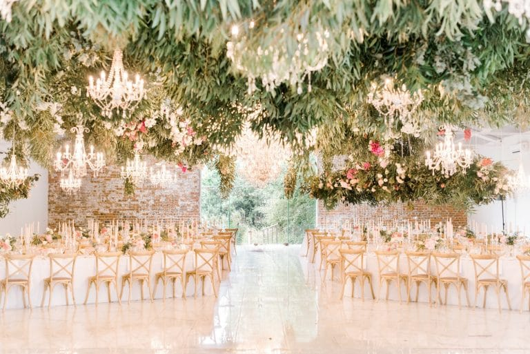la paris western cape destination wedding reception décor