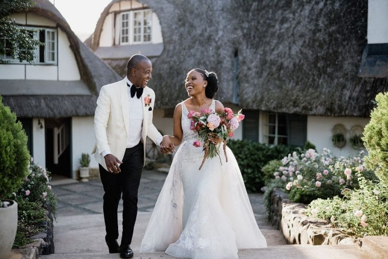 colourful wedding at the groves kzn