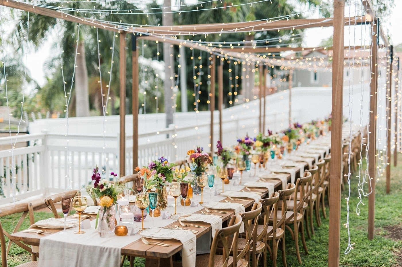 DARLING AT-HOME WEDDING IN DURBAN